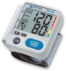 ORO-MED ORO-168 120 memória, 20 - 280 Hgmm fehér-szürke csuklós vérnyomásmérő