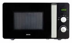 MPM MPM-20-KMG-03 1150W 20L fekete mikrohullámú sütő