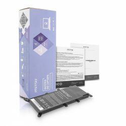 Mitsu Asus A555 F555 K555 5000 mAh 38 Wh 7.6 V Li-polymer notebook akkumulátor