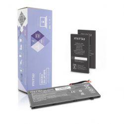 Mitsu Acer Aspire V14, VN7 52,5 Wh 4605 mAh 11,4V Li-polymer notebook akkumulátor