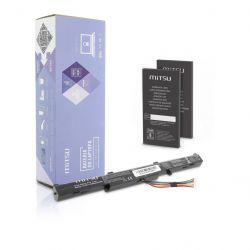 Mitsu Asus GL752VL, N552VX 2200 mAh 32 Wh 14.4 V Li-ion notebook akkumulátor