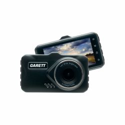"Garett Electronics Trip 3 3"", Full HD 1080p fekete autós kamera"