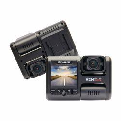 """Garett Electronics Road 6 Full HD 1080p, 2"""" fekete menetrögzítő kamera"""