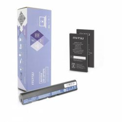 Mitsu Acer Aspier One 725, 756 2200 mAh 33 Wh 14.8 V Li-ion notebook akkumulátor