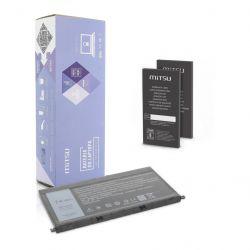 Mitsu Dell Inspiron 15 4400 mAh 50 Wh 11.4 V Li-ion notebook akkumulátor