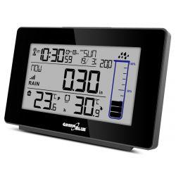 GreenBlue GB541 DCF Vezeték nélküli meteorológiai állomás