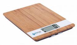 ORO-MED max. 5kg, LCD fa digitális konyhai mérleg