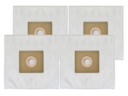 Lafe OWJ001 cserélhető porszívó porzsák (4db)