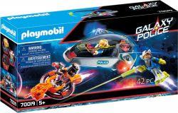 Playmobil (70019) Űrrendőrség repülőgépe