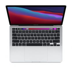 Apple MacBook Pro 13 MYDA2ZE/A Apple M1, 8GB memória, 256GB SSD ezüst notebook