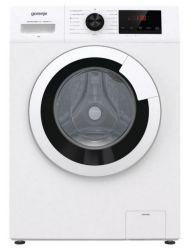 Gorenje WHP82ES E, 8kg, 1200 ford./perc fehér-fekete elöltöltős mosógép