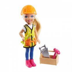 Mattel Barbie (GTN86/GTN87) Chelsea karrierbaba