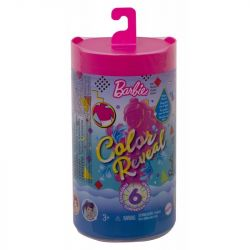 Mattel Barbie (GTT24-GWC60) Color Reveal változtatható színű baba