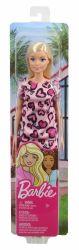 Mattel Barbie (T7439/GHW45) szőke hajú rózsaszín ruhás baba