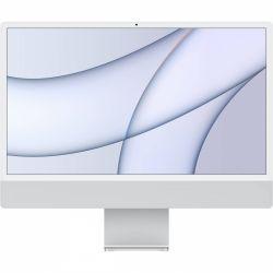 """Apple iMac MGPC3ZE/A Retina 4.5K, 24"""", Apple M1, 8GB memória, 256GB SSD ezüst asztali számítógép"""