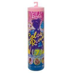 Mattel Barbie (GTR95/GTL75) Color Reveal változtatható színű baba