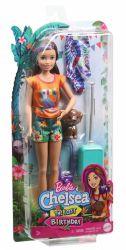Mattel Barbie (GRT86/GRT88) Barbie and Chelsea - az elveszett szülinap - Skipper baba