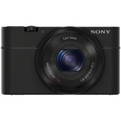 Sony DSC-RX100 3.6x optikai zoom fekete digitális fényképezőgép