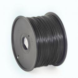 Gembird ABS | Fekete | 1,75mm | 1kg filament