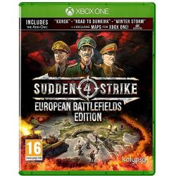 Sudden Strike 4 European Battlefield Edition (Xbox One)