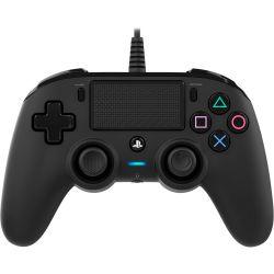 Bigben Nacon vezetékes fekete PlayStation 4 kontroller