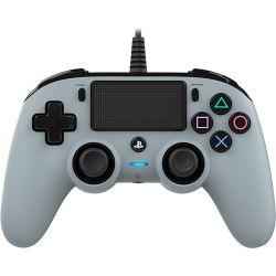 Bigben Nacon vezetékes szürke PlayStation 4 kontroller