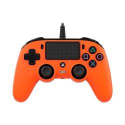 Bigben Nacon vezetékes narancssárga PlayStation 4 kontroller