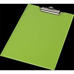 PANTAPLAST A4 pasztell zöld sarokzsebbel fedeles felírótábla