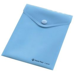 PANTA PLAST A7 patentos 160 mikron pasztell kék irattartó tasak