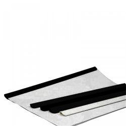 BLUERING (41504) 10mm fekete iratsín 100 db/doboz