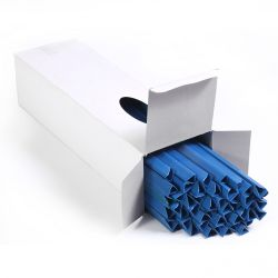 BLUERING (41502) 4mm kék iratsín 100 db/doboz