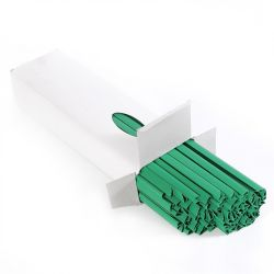 BLUERING (41502) 6mm zöld iratsín 100 db/doboz