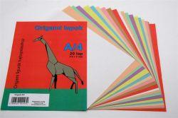 A4 origami papír