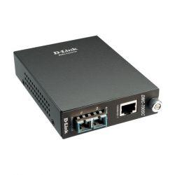 D-Link DMC-700SC GigabitEthernet 1000BaseT (RJ45)-1000BaseSX MM (SC-Duplex)-550m konverter