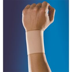 Anatomic Help S méret (10-13 cm) bézs elasztikus csuklószorító