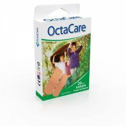 OctaCare (20db/doboz) bézs vízálló, légáteresztő, több méretű sebtapasz