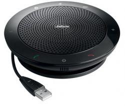 Jabra 510 Univerzális USB 2.0/Bluetooth Fekete kihangosító