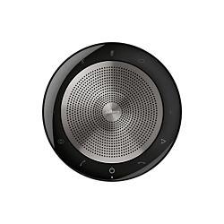 Jabra Speak 750 UC Univerzális USB/Bluetooth Fekete-Ezüst kihangosító