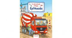 Regio (45244) A járművek világa építkezés képeskönyv
