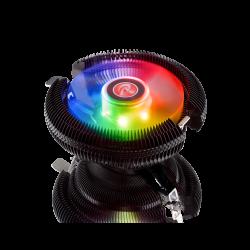 RAIJINTEK Juno X 9cm RGB LED Processzor hűtő