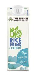 THE BRIDGE 0,25 l dobozos kókuszos bio rizs növényi ital