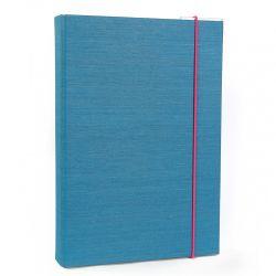 BLUERING BLFBA4647 A4 kék Füzetbox