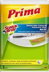 """3M """"Prima Scoth-Brite"""" (3 darab/csomag) zöld univerzális törlőkendő"""