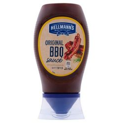 Hellmanns 250 ml barbecue szósz
