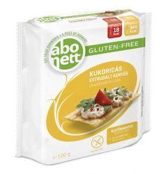 100 g gluténmentes kukoricás abonett