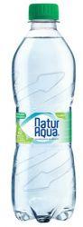 NaturAqua szén-dioxiddal enyhén dúsított 0,5 l természetes ásványvíz