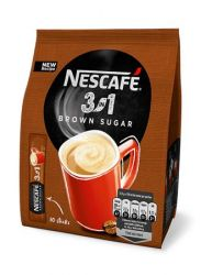 Nescafé 3in1 10x17 g instant kávé stick barna cukorral