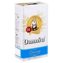Douwe Egberts Omnia Evening 250 g koffeinmentes őrölt pörkölt kávé vákuumos csomagolásban