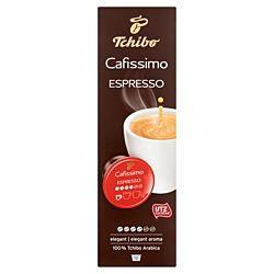 "TCHIBO ""Cafissimo Espresso Elegant"" 10 darabos kévékapszula"