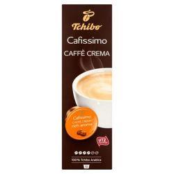"TCHIBO ""Cafissimo Caffé Crema Rich"" 10 darabos kévékapszula"